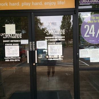 Front Door Fitness Anytime Fitness 11 Photos 12 Reviews Gyms 16200 Pacific Hwy Tigard Or United States