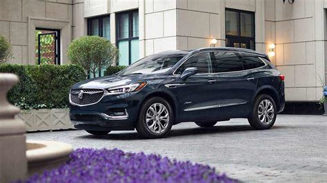 buick mid size car is buick enclave the most trending thing now buick