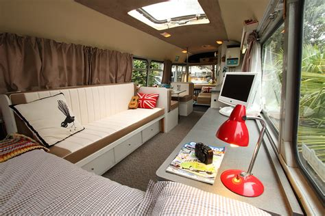 Vardo Floor Plans Bedford Bus Tiny House Swoon