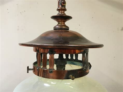 arts and crafts lighting antiques atlas arts and crafts pendant light