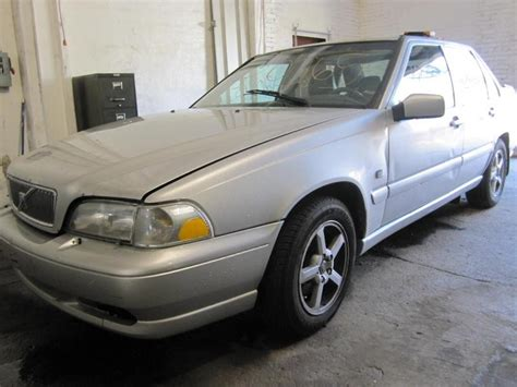 1999 volvo s70 parting out 1999 volvo s70 stock 120365 tom s