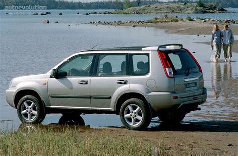 L Nissan X Trail 2001 Lh nissan x trail specs 2001 2002 2003 autoevolution