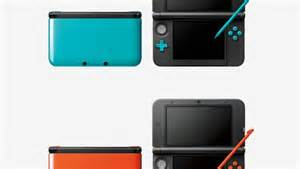 new 3ds colors nintendo bringing two new 3ds xl colors to japan gimme