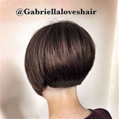 hairline bob begs for a higher buzzed nape hairstyles to try