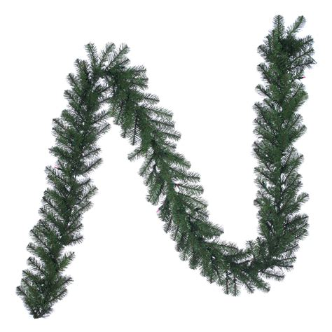sears outdoor lighted christmas garland trim a home 174 northern pre lit garland with multi lights 9 ft seasonal