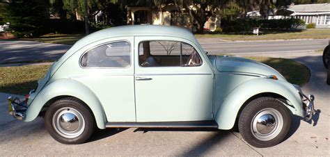 vintage volkswagen sedan 1964 volkswagen beetle sedan fully restored frame off for