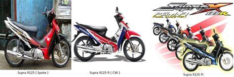 Tangki Honda Cb150r Original Warna Hitam List Merah why45 motor generasi honda supra x 125