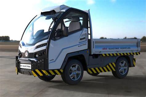 electric 4x4 vehicle xt420e 4wd vehicles