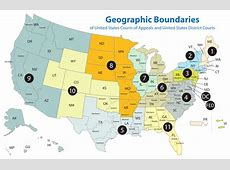 File:US Court of Appeals and District Court map.svg ... Usdc Dc Circuit