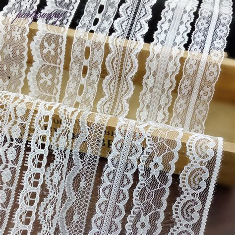 upholstery trimming suppliers aliexpress com buy pf 1yard various width lace fabric