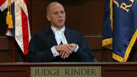 judge rinder itv trials of a wanna be published writer