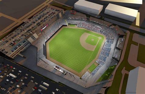 chicago dogs baseball new rosemont baseball stadium to be called impact field