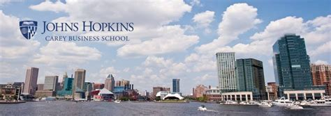 Jhu Mba by Alumni Us The Johns Carey Business