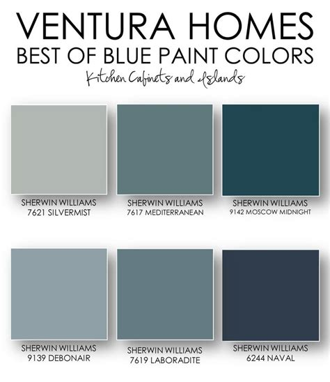 best 25 best blue paint colors ideas on