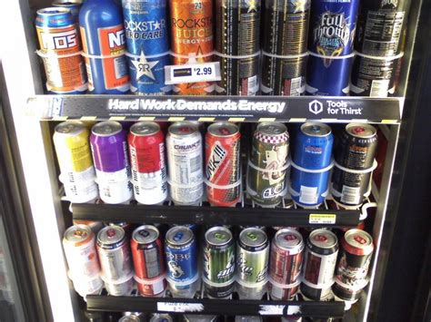 energy drinks and top selling energy drinks energy statistic brain