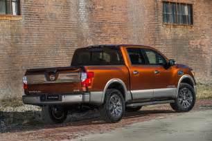 Nissan Cummins Mpg 2016 Nissan Titan Xd 5 6 V8 Price Announced 2017 Nissan