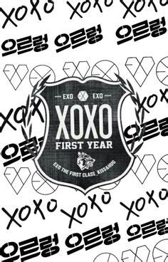 wallpaper dinding exo exo logo wallpaper buscar con google exo exotic