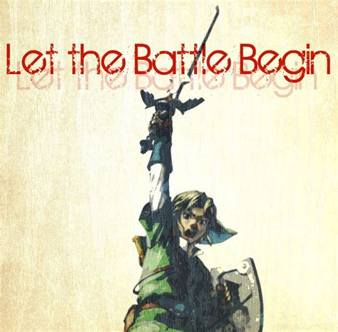 And Begin Battle by Let The Battle Begin Ss By Animeplayer99 On Deviantart
