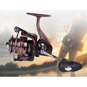 Murah Reel Murah 5 Bearing Reel Distributor Perlengkapan Jora reel pancing rs4000 12 bearing brown jakartanotebook