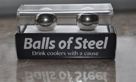 Balls Of Stool balls of steel review the gadgeteer