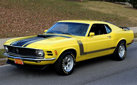 ford mustang for sale 1970 ford mustang boss 302 1970 ford mustang boss 302