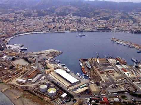 ente porto messina ente porto e zona falcata progetto strategico per il
