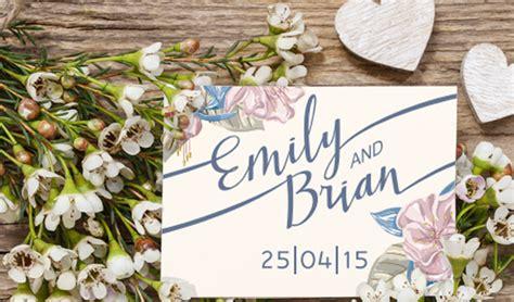 Hochzeitseinladung Handschriftlich by Hochzeitseinladung