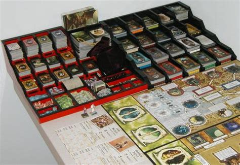 mini wooden board games token custom design adult board arkham horror the card game a suitably scary lego