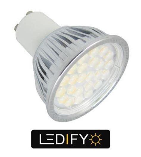 Gu10 Led Bulbs 50w Halogen Equivalent Energy Efficient Efficiency Of Led Light Bulbs