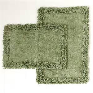 Bathroom Rugs Sets Home Weavers Luxury Shag Bath Rug Sets
