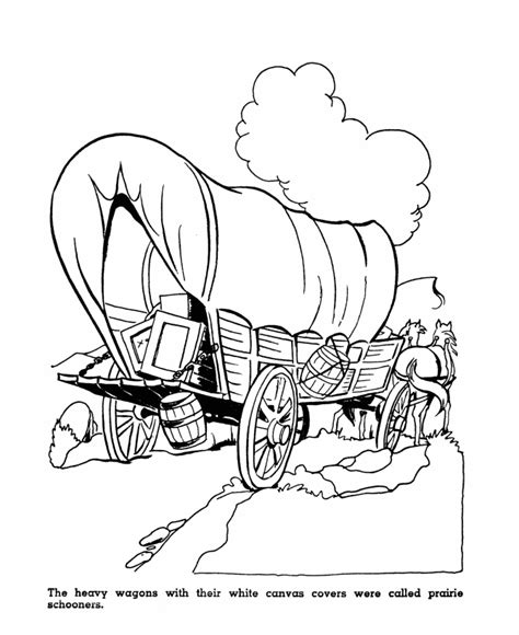 coloring pages us history american history coloring page oregon trail pinterest
