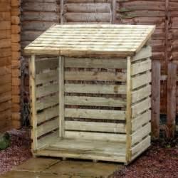 Firewood Storage Rack Plans Diy Wooden Pallet Log Pallets Designs