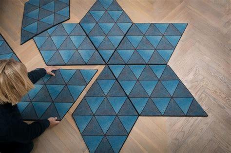 Modular Rugs by Jizsaw Modular Rugs By Ingrid K 252 Lper As Wall Carpets
