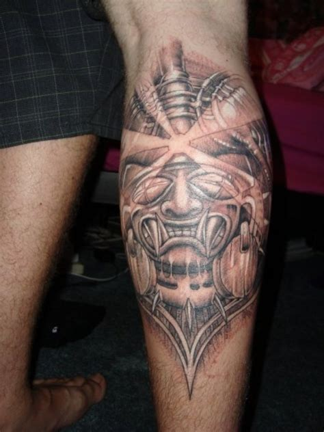 aztec tattoo aztec tattoos designs ideas and meaning tattoos for you