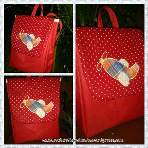 Bantal Menyusui Tansport Biru tas ransel handmade handmade souvenir event anak