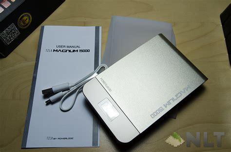 Powerlogic Magnum 15000 Silver review powerlogic tzla magnum 15000 power bank nasi