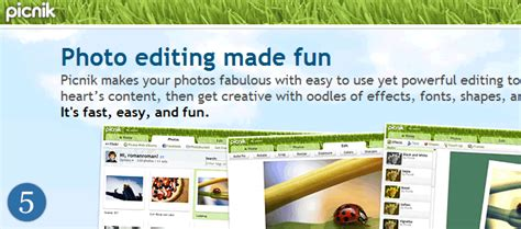 Picnik Image Editor For Basic Photoshop Needs When You Dont Photoshop by Top 15 Free Image Editors