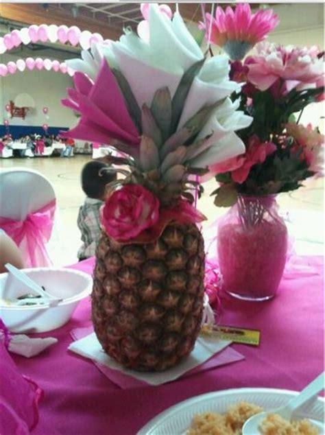 pineapple centerpieces ideas pineapple centerpiece ideas roundup the hawaiian home