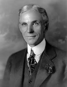 Henry Ford Optical Points West Sam Colt And Henry Ford Industrialists With