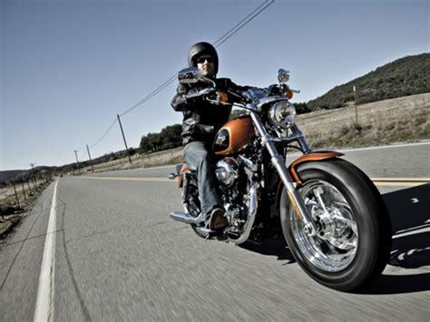 Motorrad Modelle Harley Davidson by Harley Davidson Sportster 1200 Custom Auto Motor At