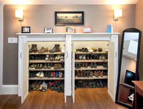 storage of shoes 20 shoe storage cabinets that are both functional stylish