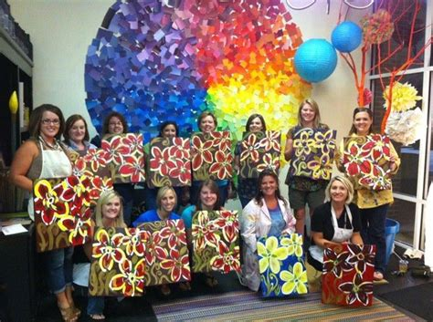 paint with a twist auburn spirited wine painting out