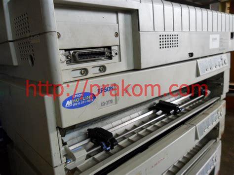 Printer Mesin Antrian printer epson lq2170 service printronix mesin antrian