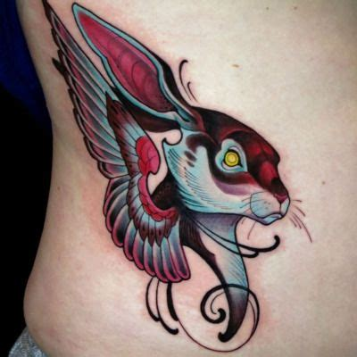 tattoo old school rabbit 26 best images about tattoo piercing ideas on pinterest