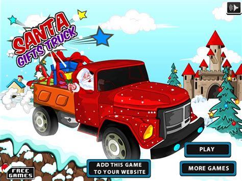 truck santa santa gifts truck hacked cheats hacked free