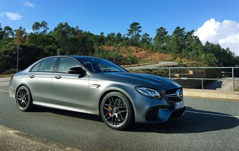 mercedes e63 amg estate used term test review