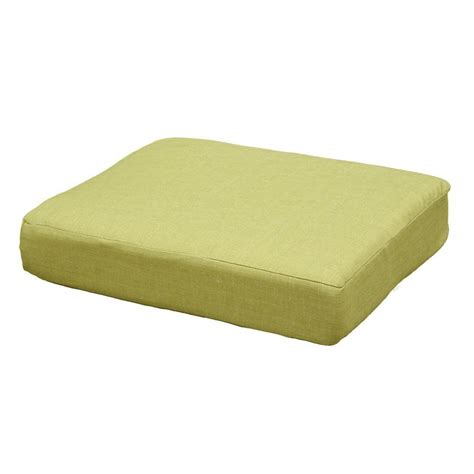 outdoor ottoman cushion replacement martha stewart living charlottetown green bean replacement