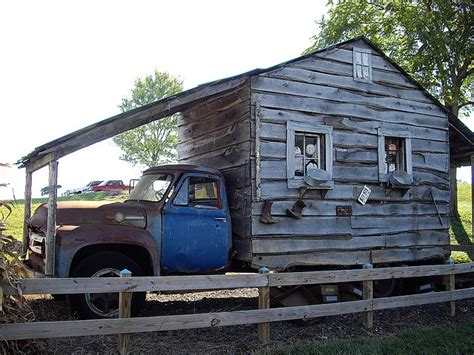 The Ultimate Redneck Camper. Must See!
