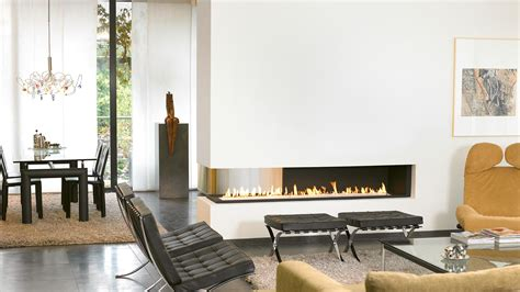 two way electric fireplace three sided fireplace i modern fireplace
