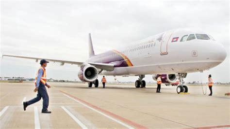 air cargo service takes flight phnom penh post